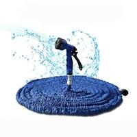 75 قدم (22.5 متر) رذاذ بندقية مرنة حديقة المياه خرطوم مياه الري ماجيك خرطوم أنابيب المياه غسيل السيارات أدوات التنظيف المنزلية
