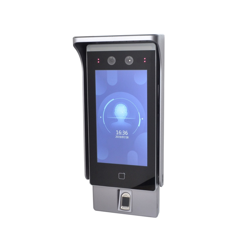 Hik Original DS-K1T607MFW Facial Recognition IP Doorbell Doorphone Video Intercom Terminalcalling To Indoor Monitor