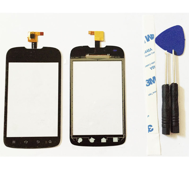 Touch Screen Digitizer For ZTE Grand X V970 Touch Screen Black