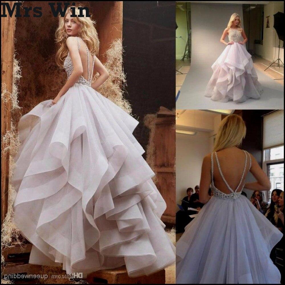 熱イメージャアリババ中国 2019 weding ドレス送料無料 vestido デ noiva 夜会服ビーズのウェディングドレス