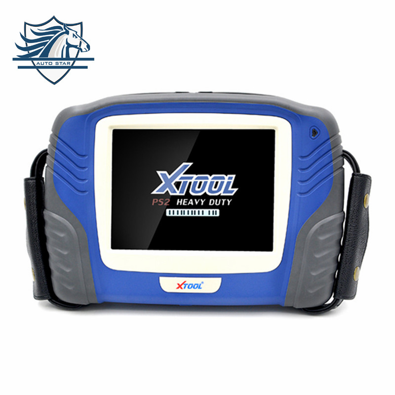 [Xtool Distributor] Professional Truck Diagnostic Tool XTOOL PS2 PS 2 Heavy Duty with Bluetooth official update 3 Years Warranty