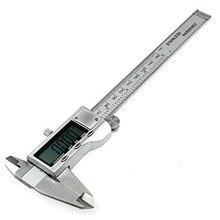 Sale Metal 6-Inch 150mm Stainless Steel Electronic Digital Vernier Caliper Micrometer Measuring