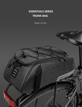 цена на ROSWHEEL 141465 Mountain Road Bike Bicycle Cycling Rear Seat Rack Trunk Bag Pack Pannier Carrier Shoulder Bag Handbag
