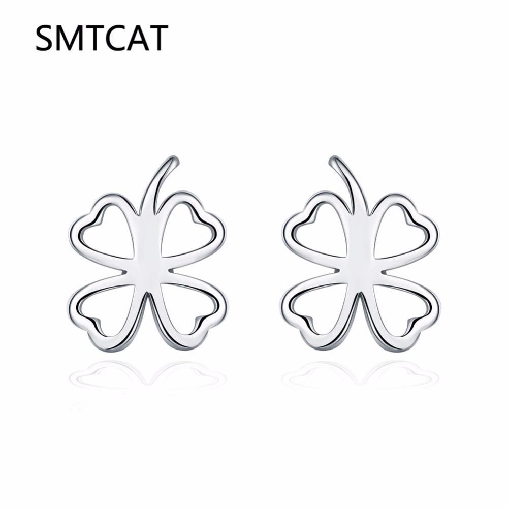 Pink SMTSMT Women/&Girl Earrings Ear Stud