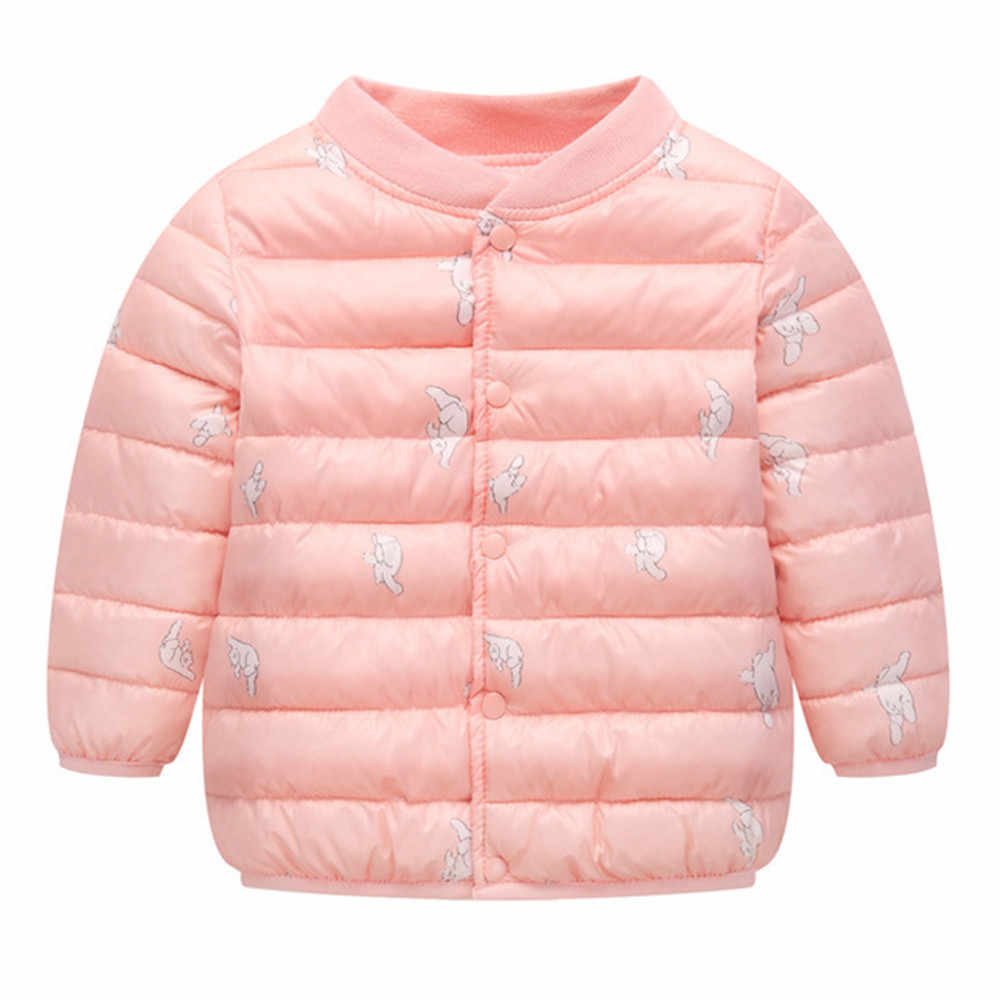 Детские для маленьких девочек мальчиков зимняя куртка куртка-плащ теплая верхняя одежда детская куртка для маленьких девочек зимние куртки Длинные рукава # TX5