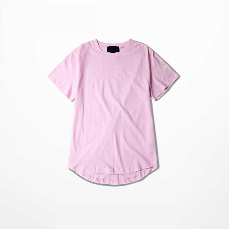 2019 новые MRMT удлиненные пастельные розовые с разноцветными дуговыми краями GD восточные ворота с джокером футболки с короткими рукавами для мужчин