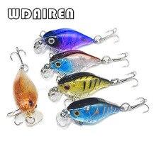 1Pcs 4cm 4.3g fishing Lure jig wobber iscas para pesca Crankbait artificiais  Wobblers japan artificiais Mini fishing tackle