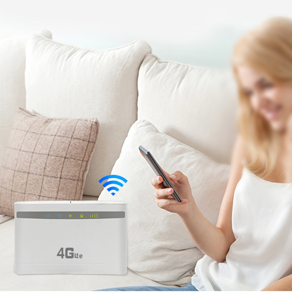 School 300Mbps Easy Use Accessories WIFI Sharing 3g 4g Universal Office Stable Computer Wireless Router High Speed Home Network