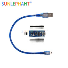 Nano Mini USB With The Bootloader Compatible Nano V3 0 Controller For CH340 USB Driver 16Mhz