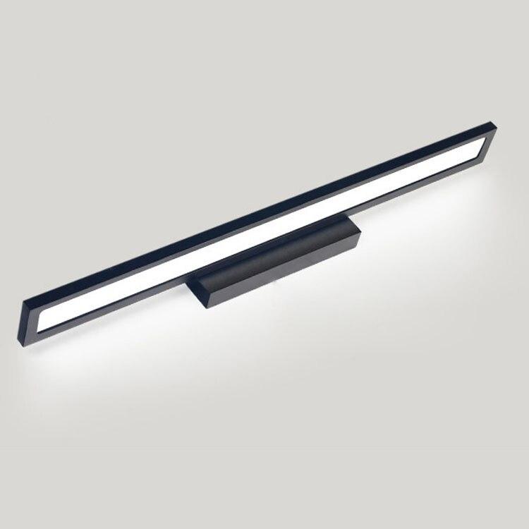 L43cm L51cm L71cm Nordic Europe Style 4000K LED cabinet light Black ...