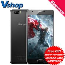 Original Blackview A9 Pro 4G Handys Android 7.0 2 GB RAM 16 GB ROM smartphone Dual Zurück Kamera Dual SIM 5,0 zoll Zelle telefon