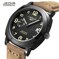 2016Top Brand JEDIR Men Sports Watch Fashion Military Luxury Leather Quartz Wristwatches Relogio Masculino Montre relojes hombre