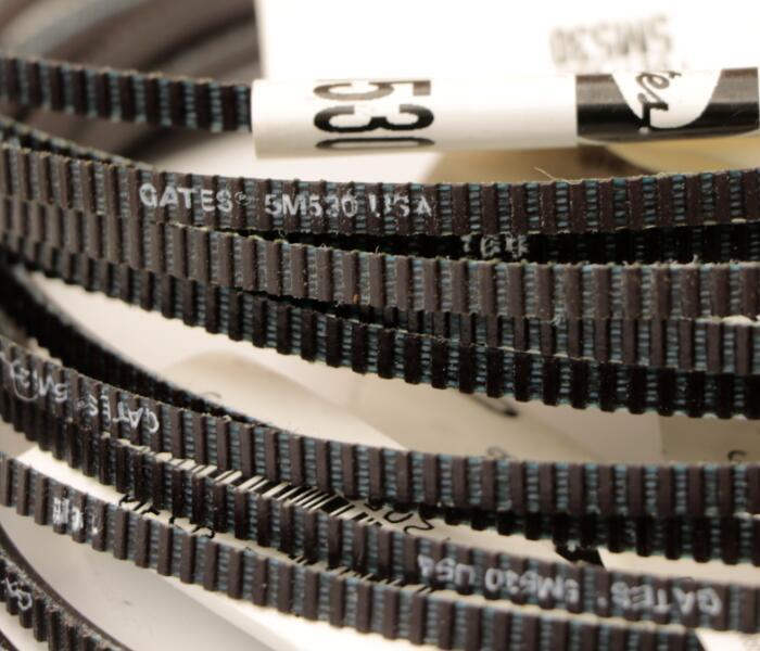 Standard 7M1700 Gates Polyflex Belt