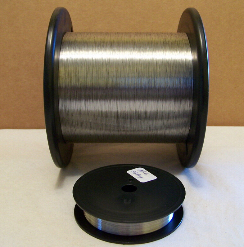 Cr20Ni80 0.1mm  Resistance heating wire Nichrome wire 0 8mm nichrome resistance heating wire nickel chrome 80 20 various diameter and length