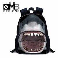 Dispalang Children S Gifts Zoo Shark Print Mini Backpacks For Little Boys Girls Kindergarten School Bags
