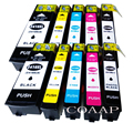 T410XL020 T410XL120 T410XL220 T410XL320 T410XL420 Kompatibel tinte patrone für EPSON XP 530 630 640 635 645 830 900 Drucker