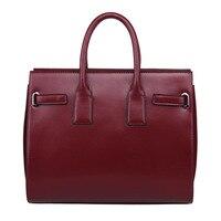 Top Quality Fashion Women Y CLASSIC BABY SHOULDER BAG Women Handbag Genuine Leather Tote Bag