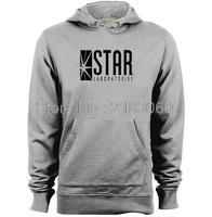 STAR Laboratories The Flash DC Comics TV Series Mens Womens Graphic Printed Hoodies