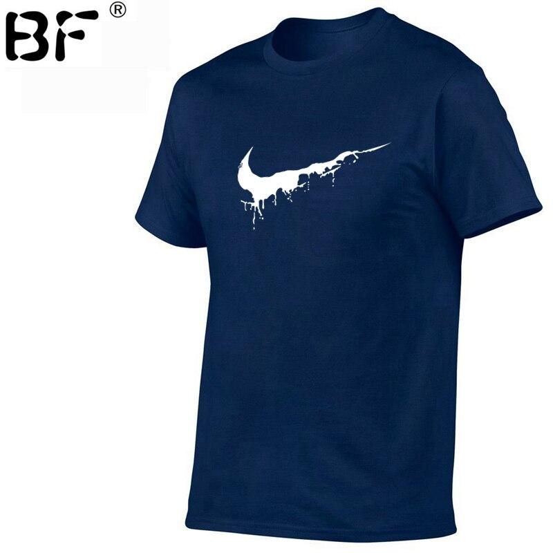 2018 חדש מותג Mens חולצות קיץ 100% כותנה קצר שרוול T חולצות מקרית טי חולצות זכר T חולצה Homme בתוספת גודל XS-2XL