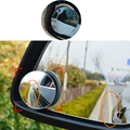 1 pair car-styling Car Rear View Mirror 360 Rotating Safety Parking RWide Angle Blind Spot Mirror ound Convex Auto Accessories