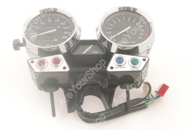 For Yamaha XJR400 1993-1994 Speedometer Tachometer Gauges A744