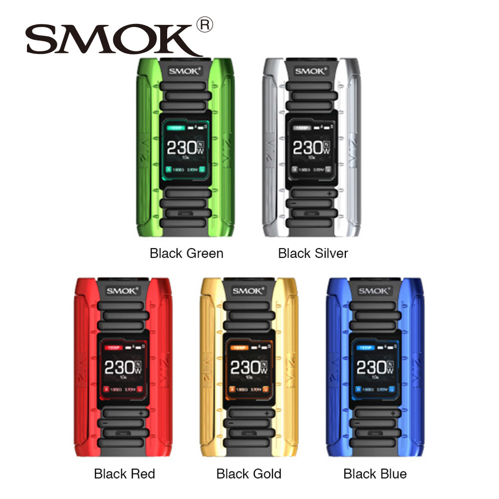 цена на Original SMOK E-Priv 230W TC MOD Engine-like Appearance No 18650 Battery Firmware Upgradeable for Tfv12 Prince E Priv Vs X-priv