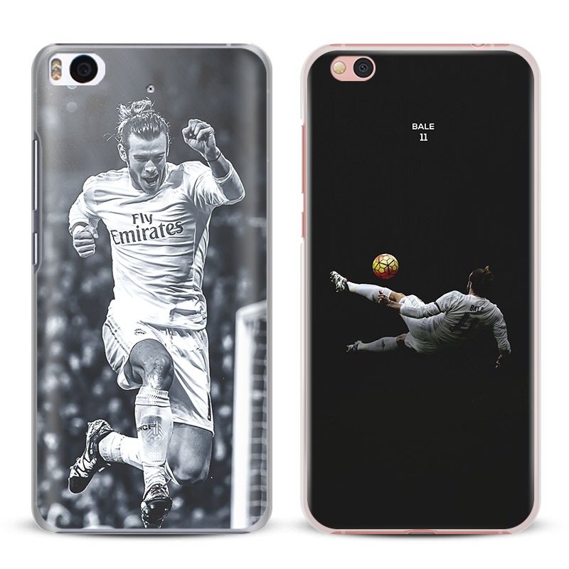 Gareth Bale For Huawei Ascend P8 P9 Lite 2017 P10 Plus Honor 6x 7i 8 V8 V9 Mate 7 8 9 Nova 2 Fashion Mobile Phone Case Cover bag