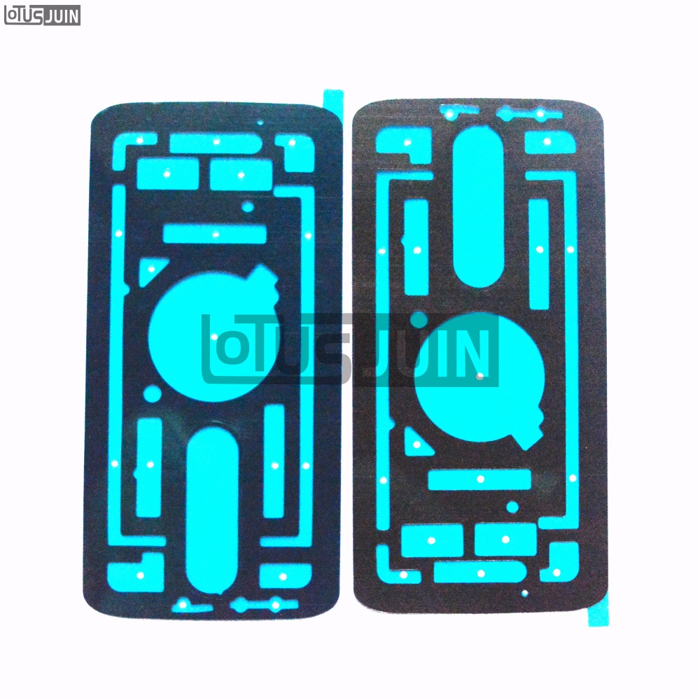 US $3 5 |2pcs Original Sticker Adhesive Glue Tape For Motorola Droid Turbo  2 XT1585 XT1580 XT1581 X Force Battery Cover Back Rear Door-in Mobile Phone