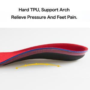 Image 3 - 3ANGNI Orthotic Arch Support Shoe Insert Orthopedic Mild/Moderate Flat Feet insole Heel Pain Plantar Fasciitis Men Woman