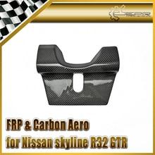 Car Styling For Nissan R32 GTR BNR32 HCR32 Carbon Fiber Rear Bumper Exhaust Heat Shield In Stock
