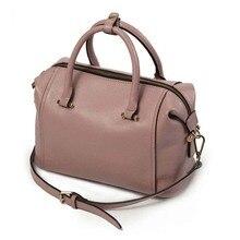 Frauen tasche marke neue mode mit einem kissen handtasche hohe qualität echtes leder-einkaufstasche luxus handtaschenfrauen-designer