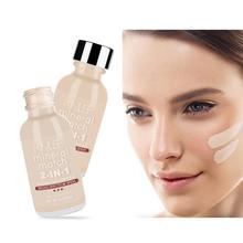 BB Cream Korean Cosmetic Moisturizer Foundation Makeup BB Cream Oil Control Moisturizing Concealer Finish BB base Make Up R5 цена 2017