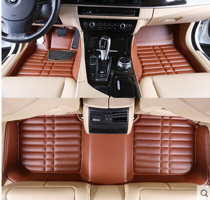 Newly free shipping custom special floor mats for for Mercedes benz floor mats e350