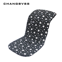 Infant Baby Stroller Cushion Baby Body Protection Pad Stroller Accessories Trolley Soft Mat Breathable Pram Pad