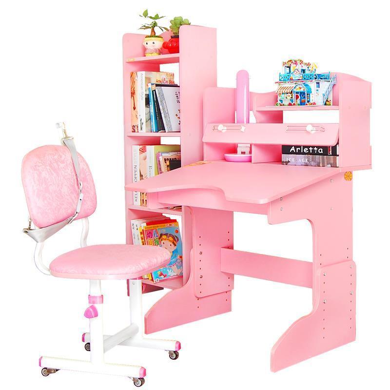 Us 348 06 40 Off Estudio Cuadros Infantiles Tavolo Bambini Estudo Tablo Infantil Meja Belajar Wooden Escritorio Desk Mesa Study Table For Kids In