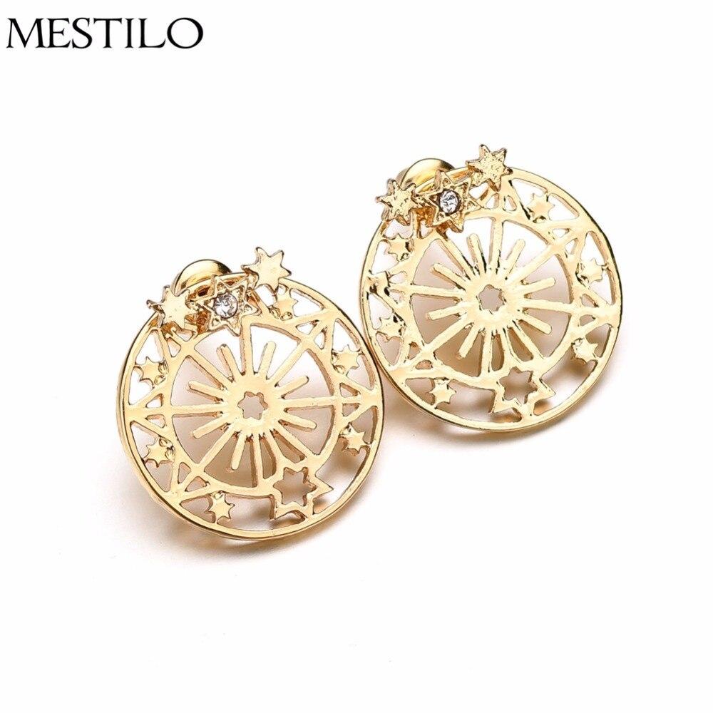 Mestilo Trendy Gold Circle