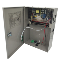 Discount Camera Power Supply DC 12V 240W UPS Uninterruptable Power supply Box Backup power monitoring box 18 channel ups