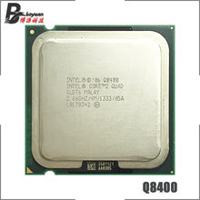 Intel Core 2 Quad Q8400 2,6 GHz Quad-Core CPU Prozessor 4M 95W 1333 LGA 775