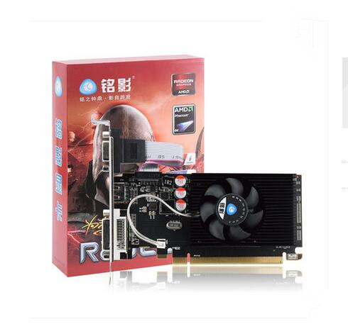 HD6450 Graphics Card New HD6450 2G D3 625/1066MHZ Independent Game Video Card New R7-350 2G DDR5