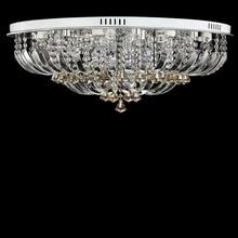 led e14 Modern Crystal Stainless Steel LED Lamp.LED Light.Ceiling Lights.LED Ceiling Light.Ceiling Lamp For Foyer Bedroom