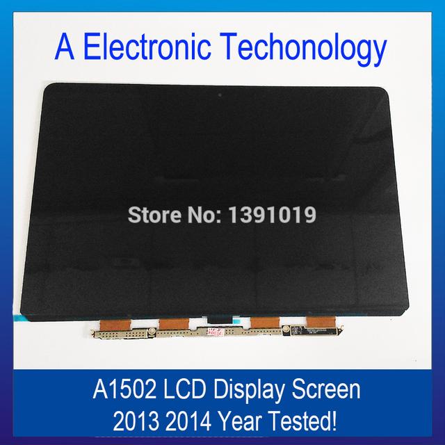 Nuevo original pantalla lcd para macbook retina 13 ''a1502 2014 año lp133wq1 sje1 sje2 sjev lsn133dl02 a02 reemplazo