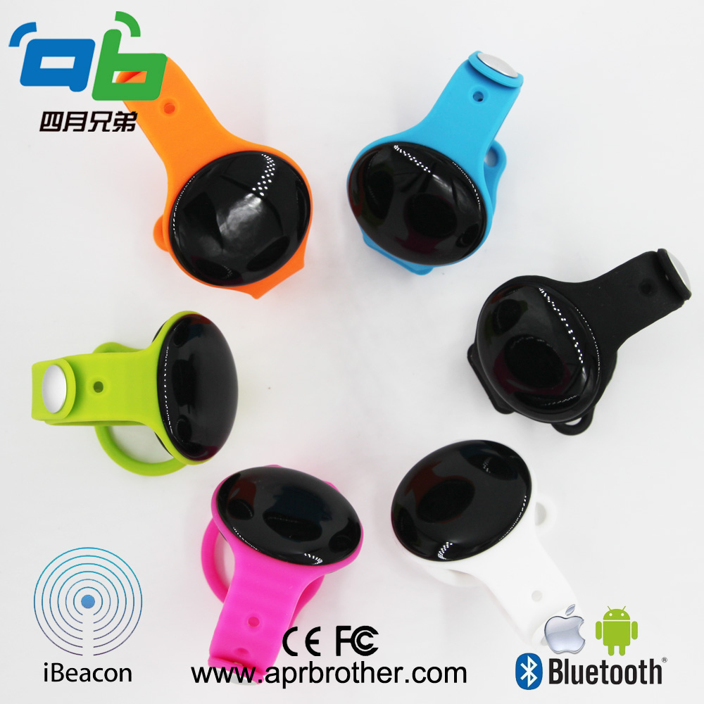 Bluetooth 4.0 Dialog 14580 chipset high quality wristband iBeacon module bluetooth 4 0 dialog 14580 chipset high quality wristband ibeacon module