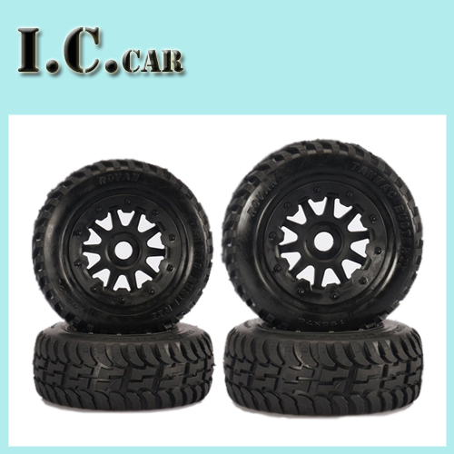 baja 5T 5SC new on road wheels and tyres for 1 5 HPI Baja 5T 5SC