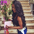 7A Brazilian Virgin Hair Body Wave 4 Bundles Brazilian Wet And Wavy Virgin Hair Weaves Brazilian Body Wave Human Hair Extensions