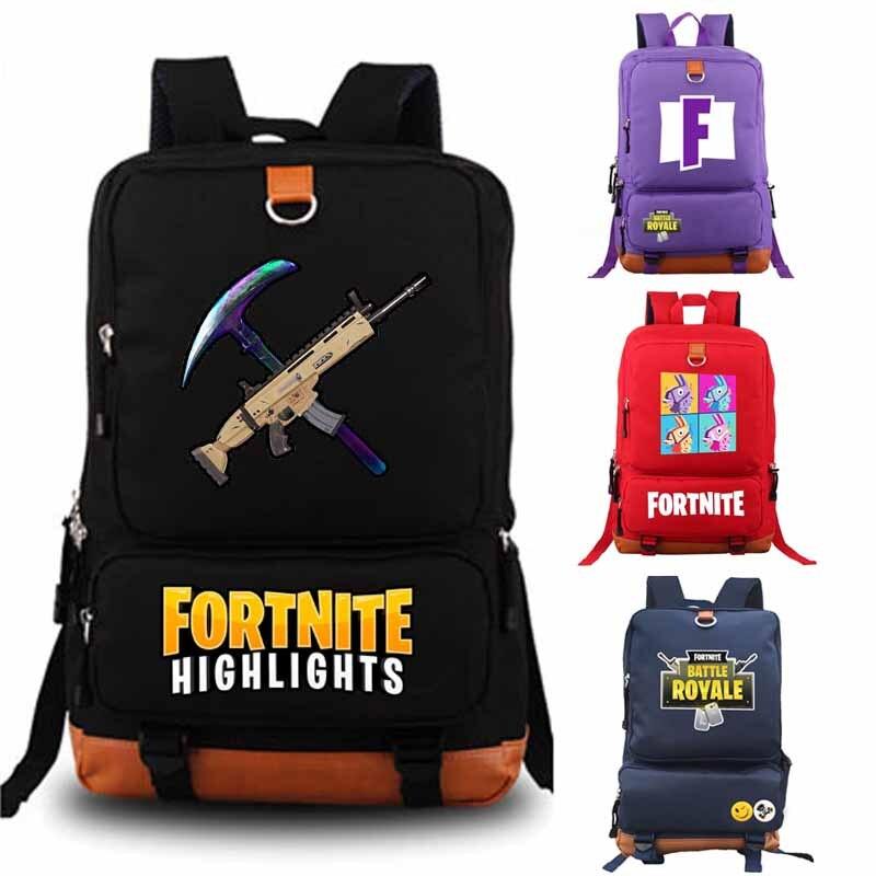Fortnite битва рюкзак студент школьная сумка Ежедневно Рюкзак Студент рюкзак Тетрадь рюкзак ...