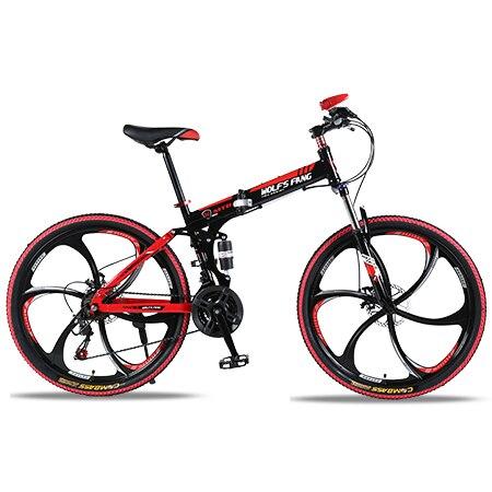6-Black red