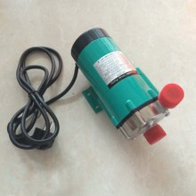 220V beer Magnetic Drive Pump 20R With 304 Stainless Steel Head,homebrew,with European Plug