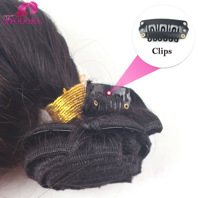 clip in human hair extensions63
