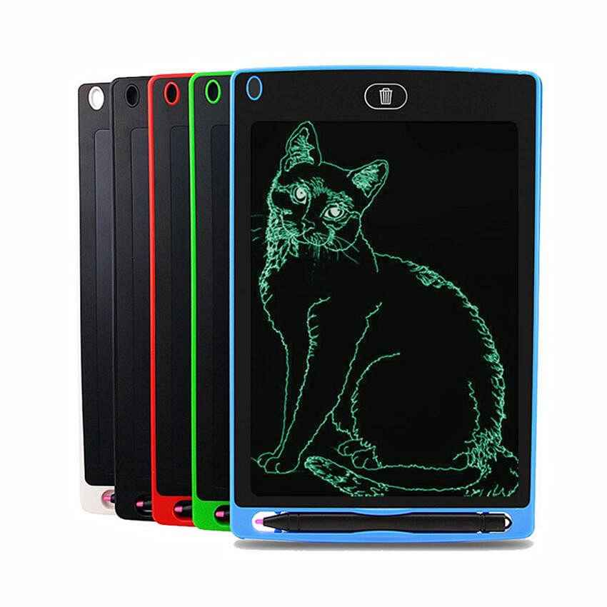 12 Inch LCD Writing Tablet Ultra-thin Board Drawing Toy Digital Drawing Tablet Toy Handwriting Pads Portable Electronic Board writing