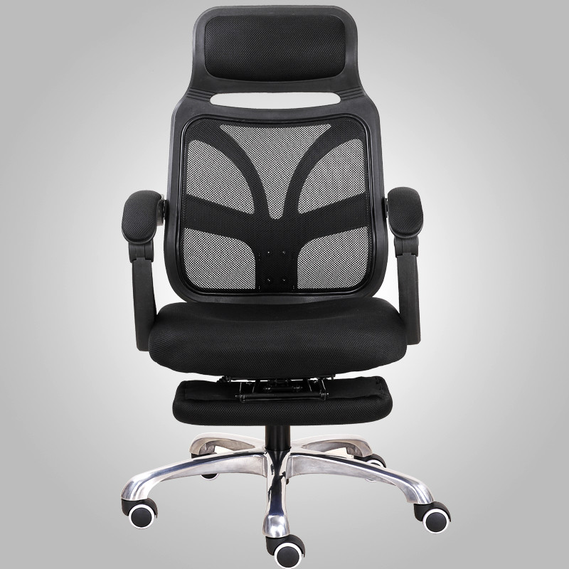 High quality mesh multifunctional office staff chair boss computer chair household leisure chair lift 240311 high quality pu leather computer chair stereo thicker cushion household office chair steel handrails